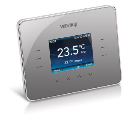 Electric Underfloor Heating | Buy Warmup 3iE Programmable Thermostat